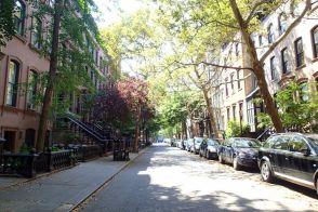 Leafy West Village