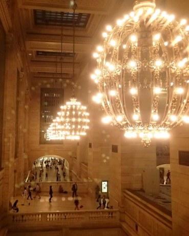 Grand chandeliers