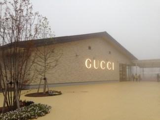 Gucci in the clouds