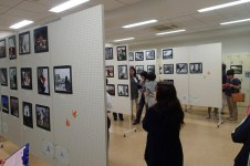 Photography club - photo competition judged by visitors