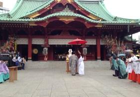 Tanabata ceremony