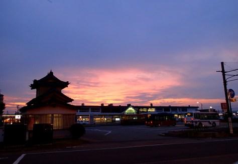 Aizu-wakamatsu station