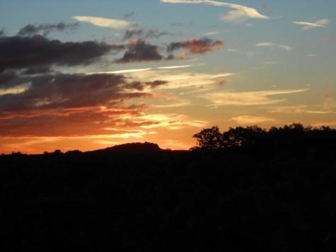 Languedoc dawn