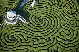 writing maze