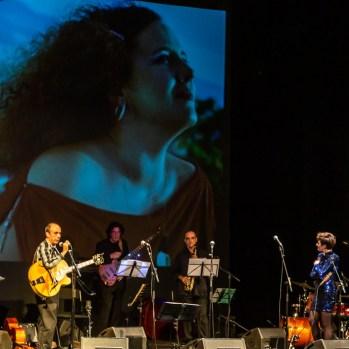 Homenaje a Celia Mur   40 Festival Jazz Granada. Fotografías: Andrés Castillo