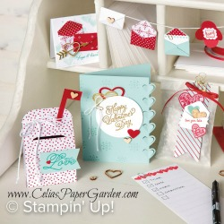 Sending Love Suite: Stamps, Dies, Papers and More!