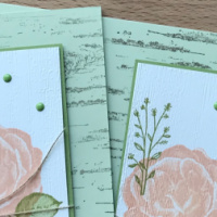 Handmade Cards With One Quick Layout