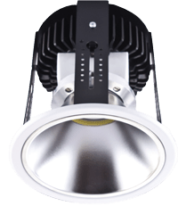 DL 185 FORTIMO Recessed LED luminaire
