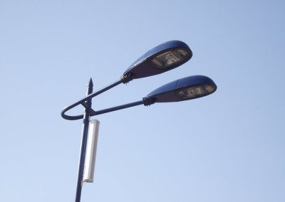 Claude Streetlight Double - CE Lighting