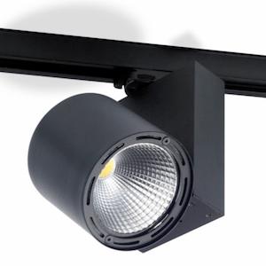 CE Metro LED Track 2016 mounted spot luminaire