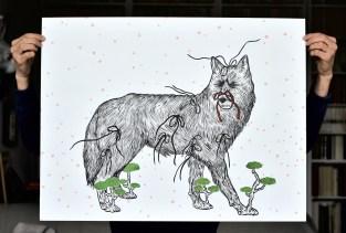 """""""Vous aurez beau nourrir les loups ils regarderont toujours vers la fôret"""""""