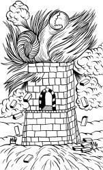 la maison de dieu