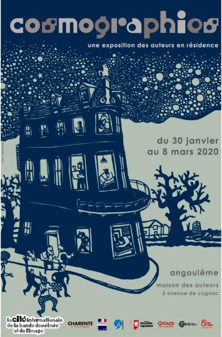 Affiche : Adjim Danngar