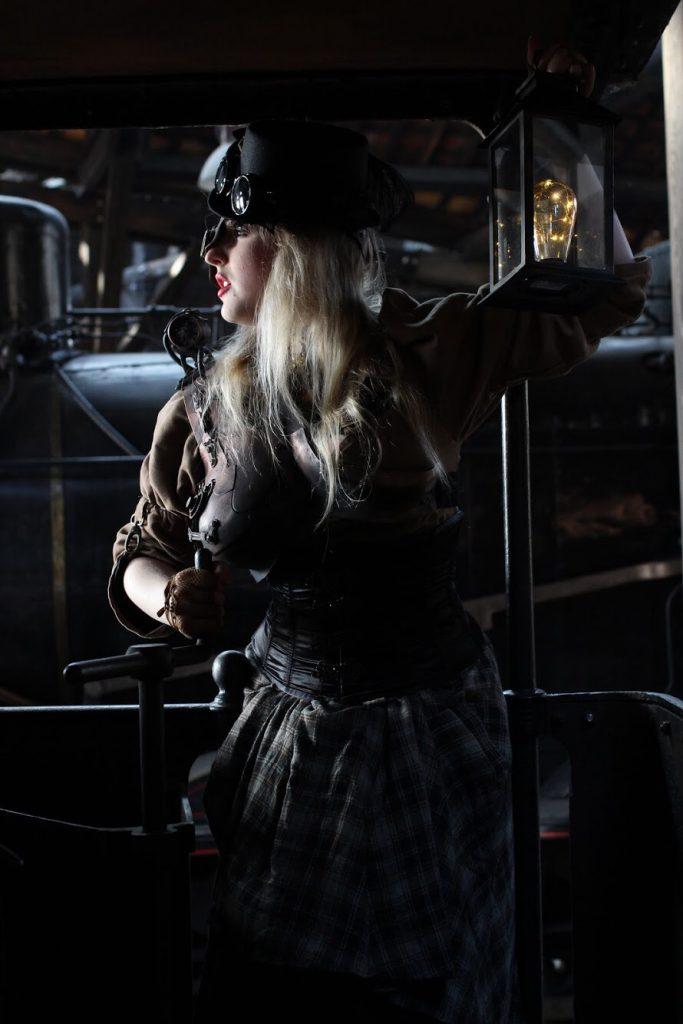 Ma Ba steampunk urbex