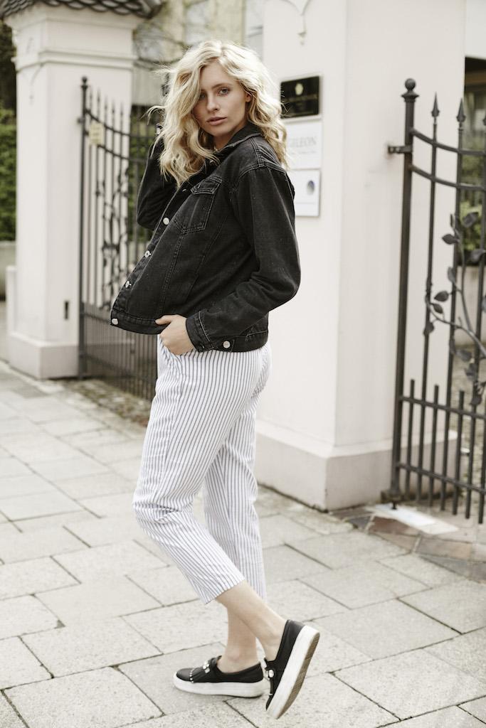 Celine See Fotomodell deutsche Fashionmodel Porträt Sportmodel Modelportfolio Fashionbloggerin editorial fotoshooting