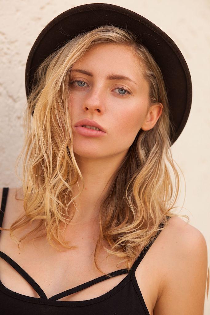 Celine See celinesee Fashionmodel Model german Model natural look