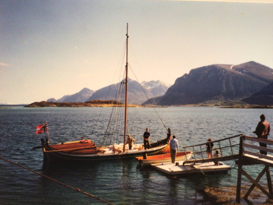 Setting sails in North Norway