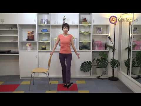 「美LAB」更新【足のむくみから解放!足の筋肉を整えるエクササイズ】