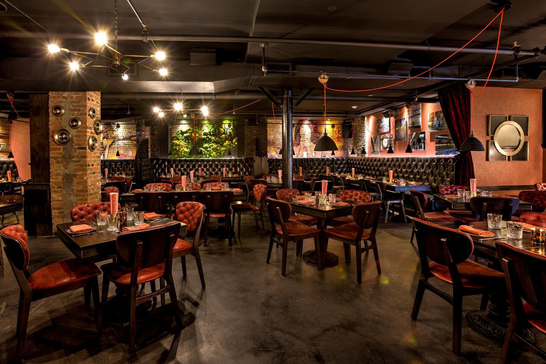 3D Tour Of Jersey City Bar Restaurant Cellar335