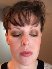 "On my face: Rimmel Stay Matte powder all over, elf Tone Correcting Powder ""Cool"" in the t-zone, MPZ PCP & MDMA Blushes, Notoriously Morbid ""It's Just A Dream"" (LE) highlight. I did the same thing on my face for every look in this post."