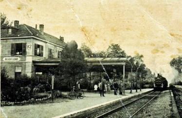 Stazione ferroviaria primi '900