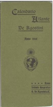 Stradario 1905
