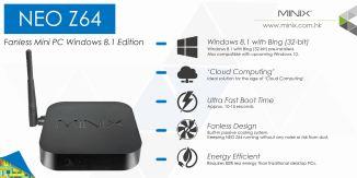 NEO Z64 Windows - Features Banner
