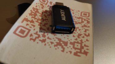 Aukey adattatori USB-C