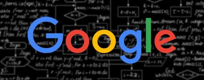 Google Header