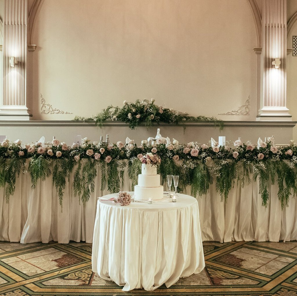 wedding flowers prices packages sydney bridal table affordable