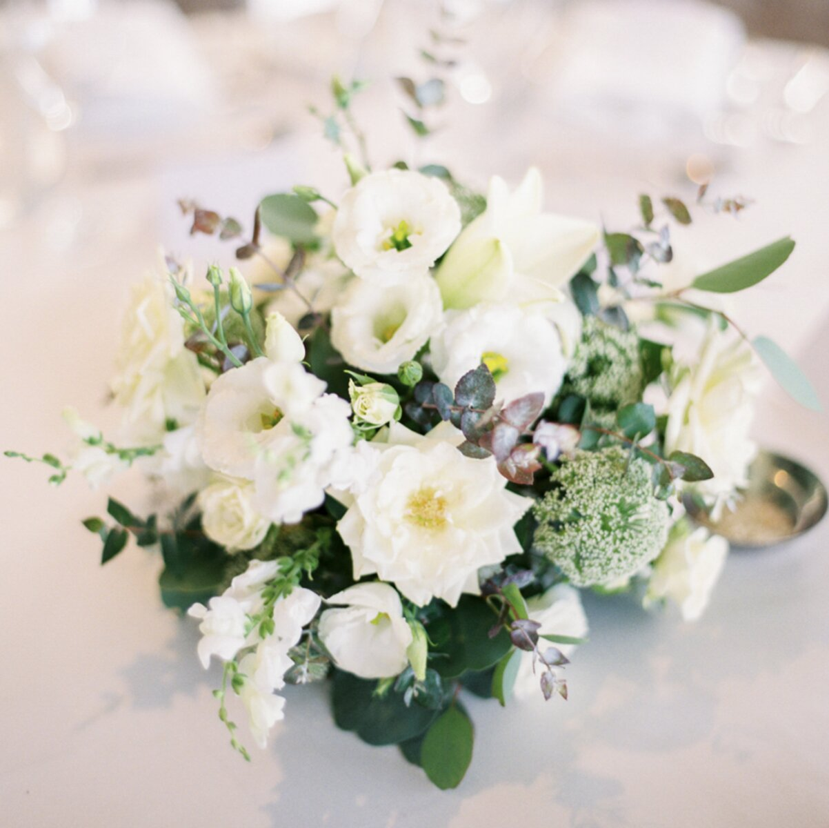 wedding reception flower packages florist sydney
