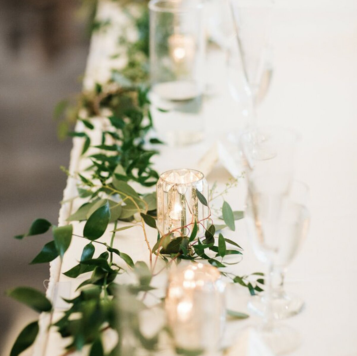 sydney-wedding-flowers-packages-affordable-price-foliage-garland-table