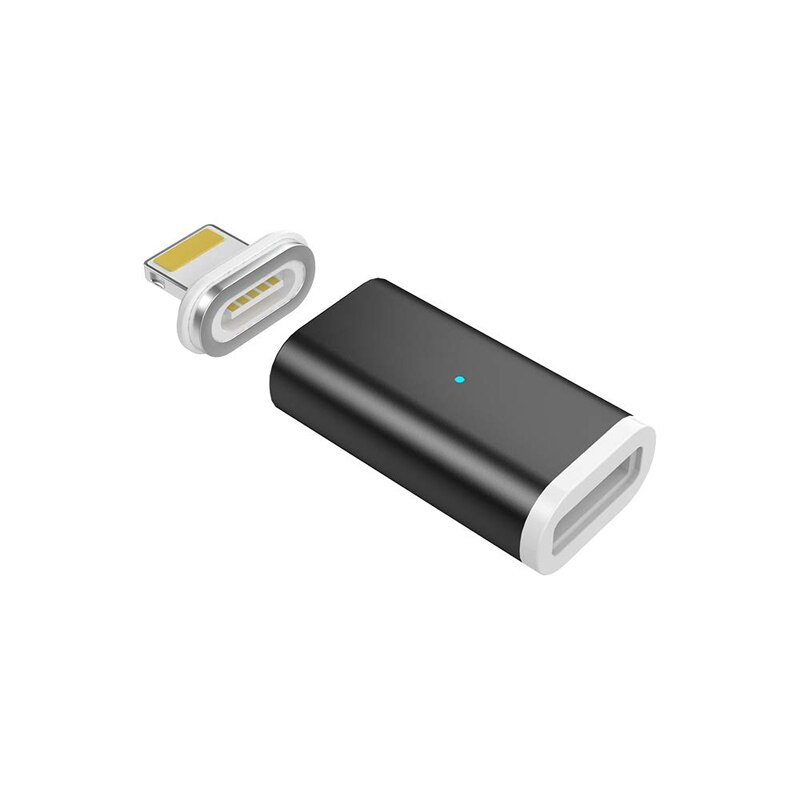 Magnetic Coverter Charging For iPad For iPhone 11 Pro Max XR XS XSMAX X 8 7 Plus 6s Plus 5 5S SE Magnetic Adapter Fast Charger