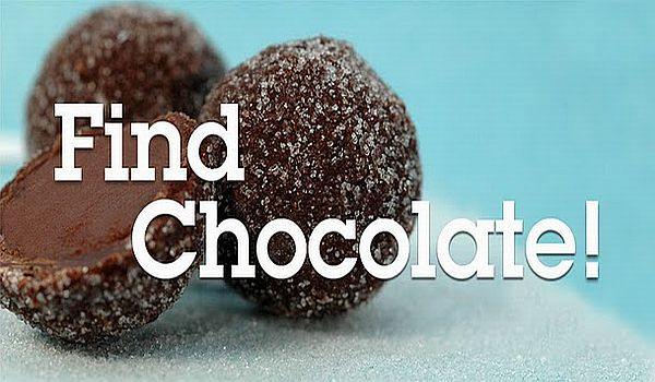 Find Chocolate App