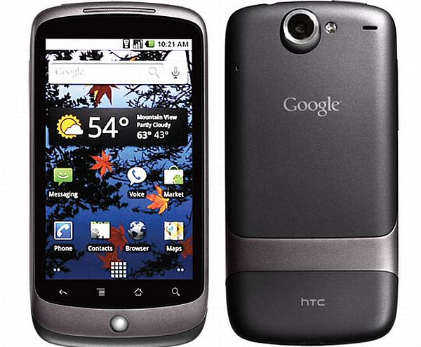 OEM HTC G1 Google Cover