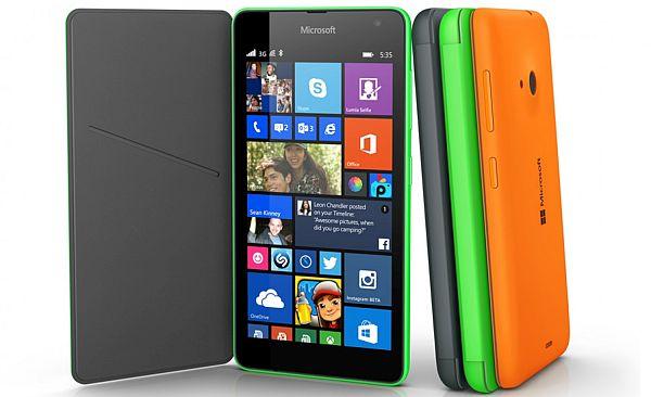 Microsoft smartphones