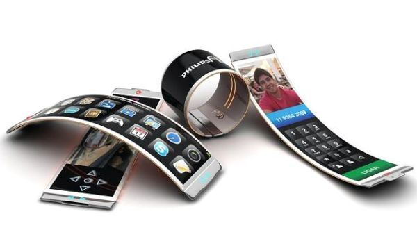 Collapsible electronics