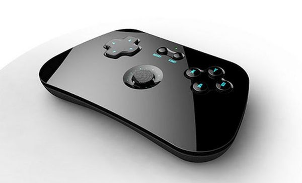 Drone is a portable gaming controller