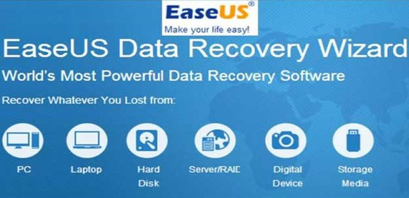 EaseUS Data Recovery Wizard Professional 12.6