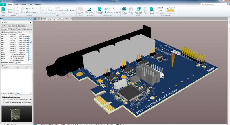 Altium Circuit Studio