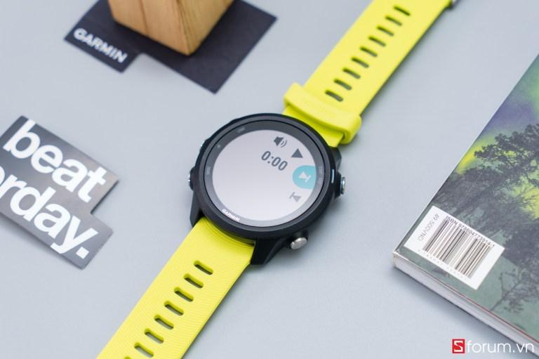 """Sforum - Trang thông tin công nghệ mới nhất CPS-Garmin-Forerunner-245-28 Đánh giá Garmin Forerunner 245: Smartwatch """"thực dụng"""" dành cho kẻ si mê sự bền bỉ"""
