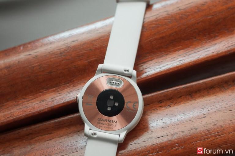 Sforum - Trang thông tin công nghệ mới nhất DSC_1326-1 Trên tay Garmin Vivoactive 3 Rose Gold: Quyến rũ, mềm mại nhưng không kém phầm mạnh mẽ
