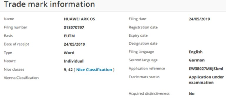 Sforum - Trang thông tin công nghệ mới nhất Huawei-Ark-OS-1 Không phải Hongmeng, mà ARK OS mới là tên của hệ điều hành thay thế Android của Huawei?