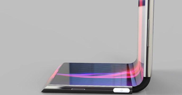 Sforum - Trang thông tin công nghệ mới nhất Sony-dang-lam-viec-tren-Galaxy-F-1 Sony sẽ ra mắt smartphone màn hình gập Xperia F vào năm sau