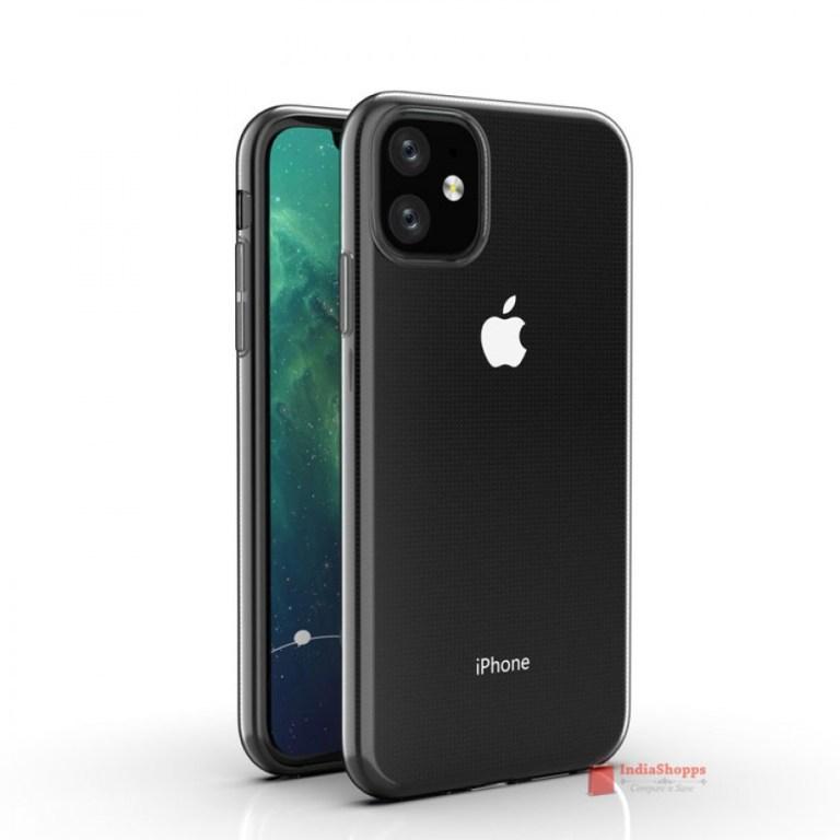 """Sforum - Trang thông tin công nghệ mới nhất anh-render-iPhone-XR-2019-3 Đến lượt iPhone XR 2019 lộ diện: Màn hình """"tai thỏ"""", 4 tùy chọn màu sắc, camera sau kép"""