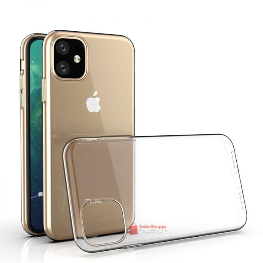 """Sforum - Trang thông tin công nghệ mới nhất anh-render-iPhone-XR-2019-5 Đến lượt iPhone XR 2019 lộ diện: Màn hình """"tai thỏ"""", 4 tùy chọn màu sắc, camera sau kép"""
