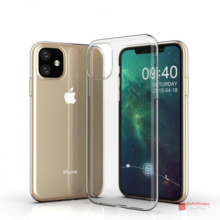 """Sforum - Trang thông tin công nghệ mới nhất anh-render-iPhone-XR-2019-6 Đến lượt iPhone XR 2019 lộ diện: Màn hình """"tai thỏ"""", 4 tùy chọn màu sắc, camera sau kép"""
