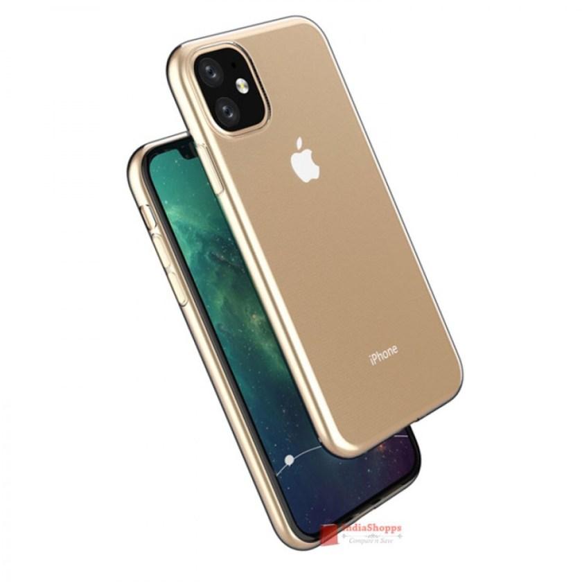 """Sforum - Trang thông tin công nghệ mới nhất anh-render-iPhone-XR-2019-7 Đến lượt iPhone XR 2019 lộ diện: Màn hình """"tai thỏ"""", 4 tùy chọn màu sắc, camera sau kép"""