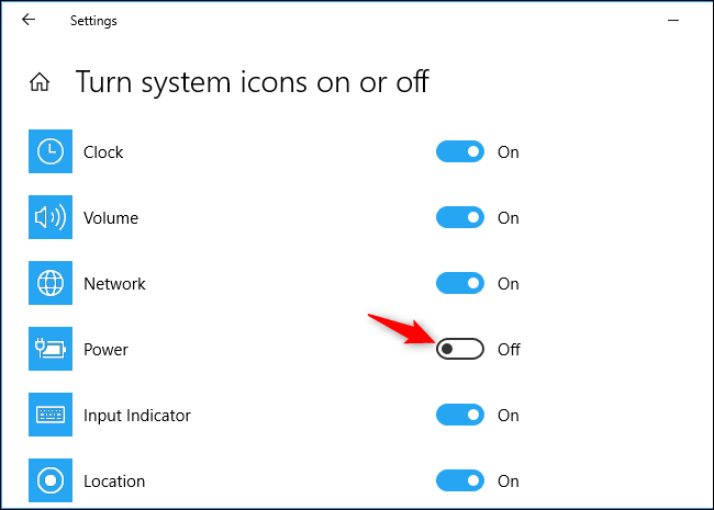 Sforum - Trang thông tin công nghệ mới nhất khoi-phuc-bieu-tuong-he-thong-tren-thanh-taskbar-5 [Windows 10] Làm cách nào để bạn khôi phục các biểu tượng hệ thống trên thanh taskbar?