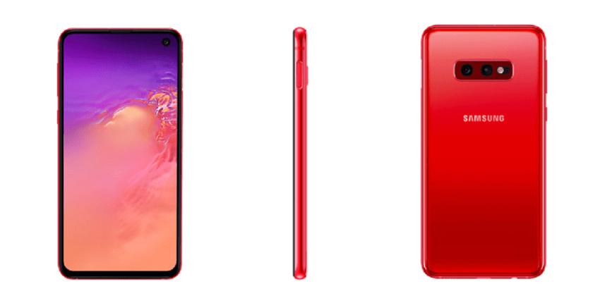 Sforum - Trang thông tin công nghệ mới nhất Galaxy-S10e-Cardinal-Red-2 Samsung Galaxy S10e chính thức có thêm phiên bản màu Cardinal Red mới đầy quyến rũ